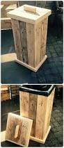 Wood Pallet Patio Furniture by Pallet Kitchen Garbage Pallets Kitchens And Pallet Projects