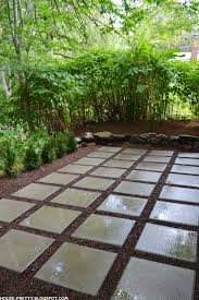 Concrete Pavers For Patio Before After Diy Patio Concrete Pavers Concrete And Patios