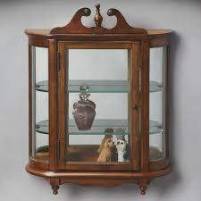 Curio Cabinet Corner Curio Cabinet Curio Cabinet Awesome Curiot Wall Images