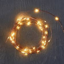 lights that don t need to be plugged in stargazer copper twine lights 50 plug in terrain
