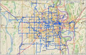 Maps Omaha Metro Fiber Maps Upn