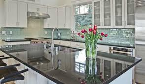 Green Subway Tile Kitchen Backsplash - charming kitchen backsplash color scheme using green subway tile
