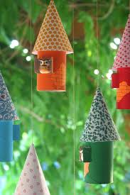 birdhouse ornaments crafts birdhouse ornament and
