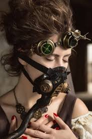 Halloween Costumes With Gas Mask by Best 25 Steampunk Gas Mask Ideas Only On Pinterest Steampunk