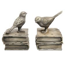 amazon com vintage style decorative birds u0026 books design ceramic