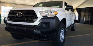 toyota offers secret option package lets you buy a new toyota tacoma for less