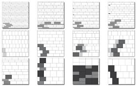 mosa solids oversized tiles rubble tile minneapolis tile