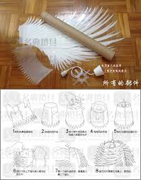 diy tord boontje icarus feather innovative design pvc