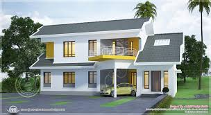 Modern House Plans In Kerala With Photo Gallery 1500 Square Fit Latest Home Front 3d Designs Also Kerala Design