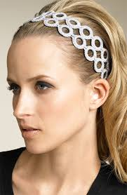 hair accessories headbands 2009 funky hairstyle accessories the headbands fashion trends