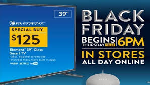 39 inch element smart tv is walmart black friday 2017 doorbuster deal
