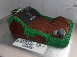 motocross bike cake monster motocross cake cakecentral com