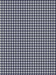 navy blue houndstooth for furniture upholstery by popdecorfabrics