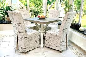 Cover Dining Room Chairs Scroll Back Chair Covers Dining Cover Set Grey Seat For Chairs