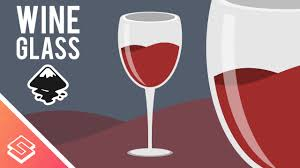 wine vector inkscape tutorial vector wine glass youtube
