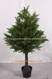 sjh100555 indoor potted trees decorative artificial wooden tree