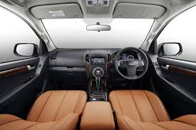 isuzu dmax interior isuzu d max artic drive and arrive in style u2013 drive safe and fast