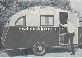 how to build a family trailer cer plans how to build plans