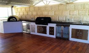 kitchen ideas perth outdoor kitchens perth city limits landscapes