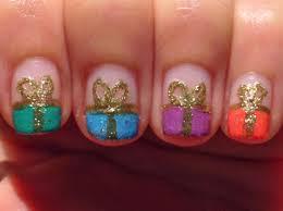 polish my pretty nails the 12 days of christmas nail art