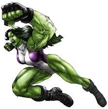 female weight lifting turn incredible hulk