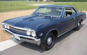 1967 chevelle paint codes