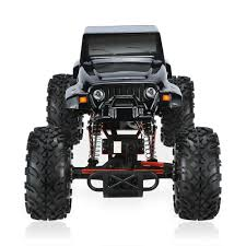 hsp nitro monster truck us original hsp 94180t2 1 10 2 4ghz 2ch 4wd electronic powered