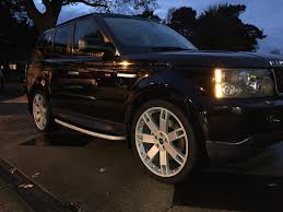 range rover sport rims range rover sport 22 u201d wheels in great yarmouth norfolk gumtree