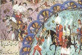 Ottoman Power by The Role Of The Mongols