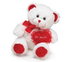 be mine teddy plush teddy polar