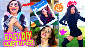 fast u0026 affordable diy halloween costumes cute funny scary