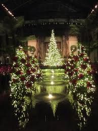 garden dream fantastic illuminations at longwood gardens