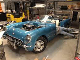 replica cars ultimate classic cars 1953 corvette replica reincarnation magazine