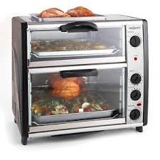 cuisine compacte mini four électrique cuisine grille rôtisserie barbecue 42