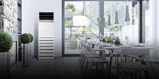 Floor Hero by Floor Standing Single Split Products System Air Conditioner
