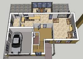 Four Bedroom House by New Build 4 Bedroom House U2013 Ground Floor Plan U2013 James Matley Architect