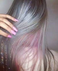 kapello hair extensions hair tinsel and pink hair extensions from kapello hair sw call
