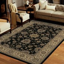 12x8 Rug Classic Antiquity Olefin Machine Made Rug Collection Cameron Bisque
