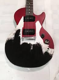 how to give your guitar a custom paint job 6 steps with pictures