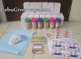 customized souvenirs giveaways souvenirs party favors cebu balloons and party supplies