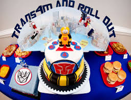 transformers party decorations transformers birthday camden s transformers birthday party