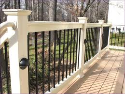 outdoor ideas cedar porch railing designs wood deck baluster