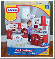 Little Tikes Wooden Kitchen by Holiday Gift Guide Little Tikes Cook N Grow Kitchen