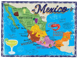 mexico on map 34 best g o maps mexico images on mexicans mexico