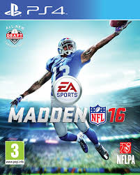 madden nfl 16 ps4 amazon co uk pc u0026 video games