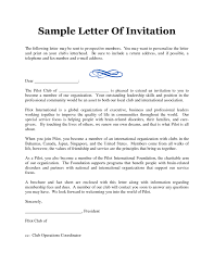 how to write an invitation letter for a graduation ceremony