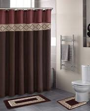 traditional shower curtain sets ebay
