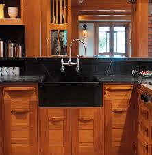 kitchen sink backsplash kitchen sinks countertops go trendy or timeless arts