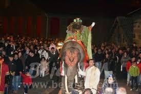 imagenes de los reyes magos y sus animales los reyes magos repetirán la cabalgata con animales como en 2014