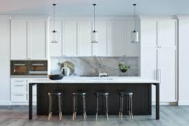 black and white kitchen backsplash kitchen black white and wood kitchen with black and white